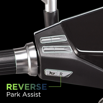 Electric Scooters reverse park assist