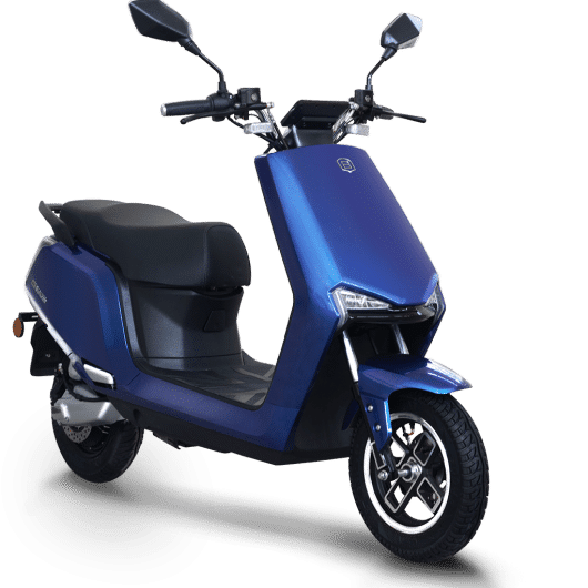 A2 blue E-Scooter