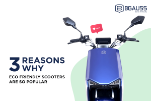 Eco-Friendly Scooters
