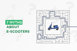 7 Myths About E Scooters