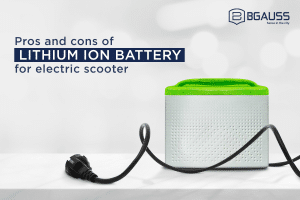 Lithium Ion Battery For Electric Scooter