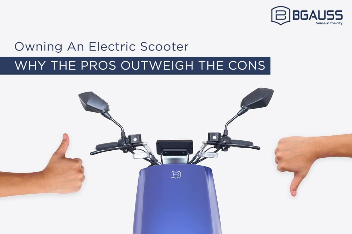 Owning An Electric Scooter