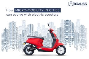 micromobility in cities